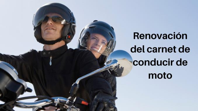 Carnet de conducir de moto en Guardamar